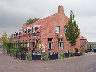 Cafe Non Plus Ultra in Woensdrecht.